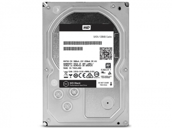 "HDD 3.5"" 4TB Western Digital WD Black WD4004FZWX"