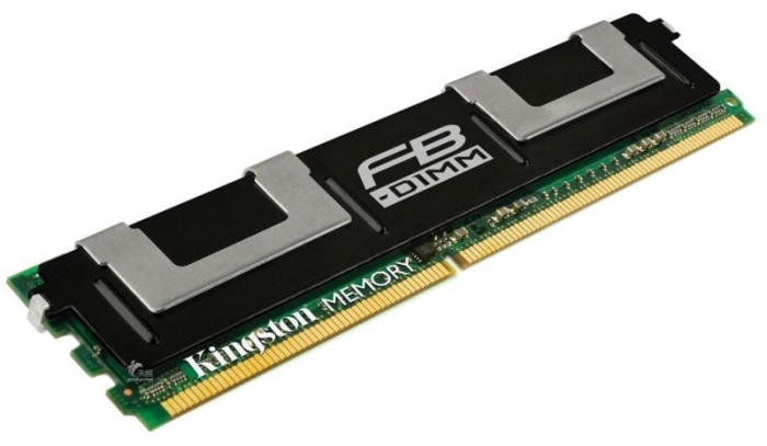 FBDIMM 8Gb DDR2-667 Kingston KVR667D2D4F5/8G ECC REG CL5