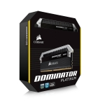 DIMM 32Gb (4*8Gb) DDR4-2666 Corsair CMD32GX4M4A2666C15 Dominator Platinum