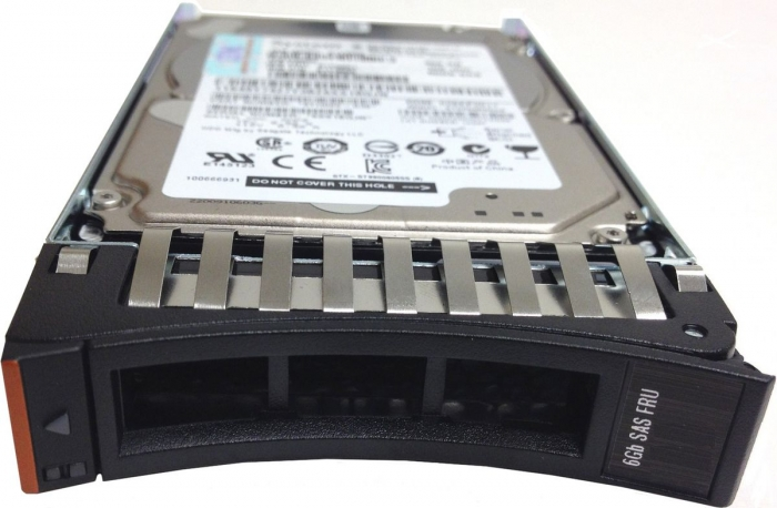 "HDD 2.5"" 600Gb IBM 49Y7456 10K SAS"